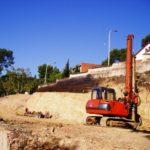 2PE Pilotes y Minipilotes por una vivienda en excavación Bellaterra