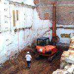 2PE Pilots i Minipilots per un habitatge en excavació