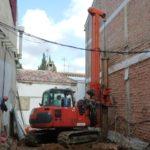 2PE Pilotes y Minipilotes por una vivienda entre medianeras Argentona