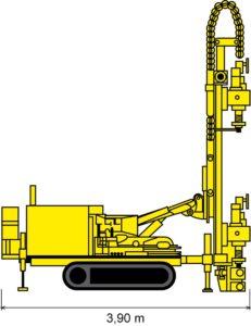 Equipo de perforación M265