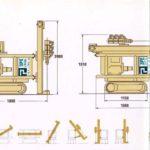 Equipo de perforación M210
