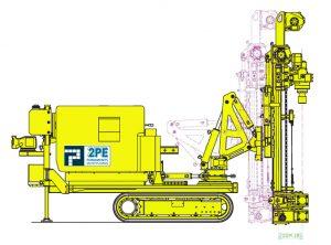 Equip de perforació M225